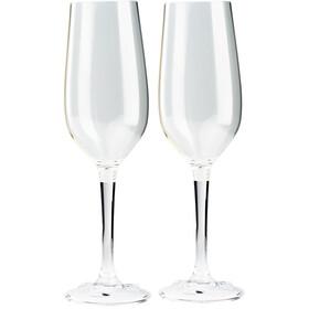 GSI Nesting Champagne Flute Set 2 x 177ml